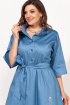 Платье ELLETTO 1818 синий