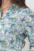 Рубашка VLADOR 500610 голубой