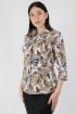 Блуза VLADOR 500635 бежевый