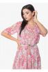 Платье Angelina & Сompany 514 розовый