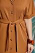 Платье VIZANTI 8086 коричневый