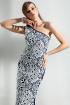 Платье Diva 1293-1 белый