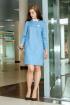 Платье Talia fashion Пл-088 голубой