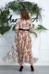 Платье Anastasia 574А песок