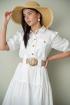 Платье LadisLine 1355 белый