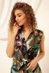 Платье Nova Line 50042 хаки
