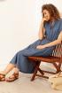 Платье Nova Line 5970 джинс