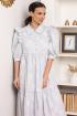 Платье Мода Юрс 2662 голубой