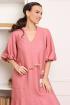 Платье Мода Юрс 2666 коралл