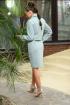Жакет,  Юбка Galean Style 811 голубой