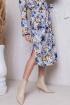 Платье Daloria 1675 синий