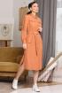 Платье Мода Юрс 2648 терракот