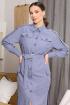 Платье Мода Юрс 2648 голубой