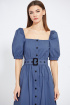 Платье EOLA 2013 серо-синий