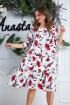 Платье Anastasia 590 молочный