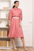 Платье Мода Юрс 2672 коралл