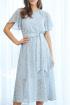 Платье AYZE 2039 мультиколор