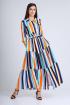 Платье Celentano 1939 полоска