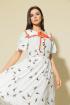 Платье Karina deLux B-418 белый