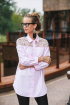 Блуза Edibor 1088 нежно-розовый