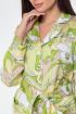 Блуза,  Брюки Anelli 870 зеленые_тона