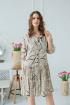 Платье Claire 2405 песочно-бежевый