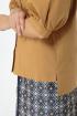 Блуза Anelli 987 горчица