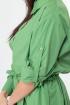 Платье Anelli 1002 зеленый