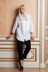 Рубашка Achosa 1480 белый