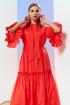 Платье Prestige 4130 лосось
