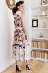 Платье Мода Юрс 2678 цветы