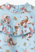 Платье Bell Bimbo 202013 набивной