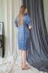 Платье Karina deLux B-269 синий
