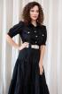 Платье Мода Юрс 2675 черный