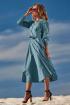 Платье Golden Valley 4715 голубой