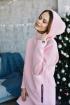 Платье Rawwwr clothing 048-начес розовый