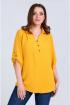 Блуза Таир-Гранд 62396 горчица