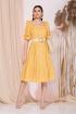 Платье INPOINT. 030 желтый