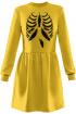 Платье Rawwwr clothing 009.041-начес желтый