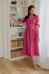 Платье LadisLine 1351 малина