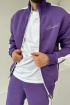Кофта Rawwwr clothing 122-начес фиолетовый
