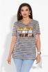 Блуза Lissana 4321