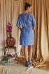 Платье Arisha 1255 синий