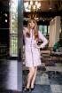Платье Avenue Fashion 108 розовый