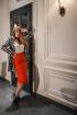 Юбка Avenue Fashion 601 красный