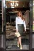 Юбка Avenue Fashion 603 хаки