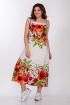 Платье LaKona 1360 мультиколор