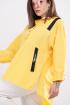 Рубашка GRATTO 4017 желтый