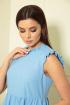 Платье Andrea Fashion AF-133/10 голубой