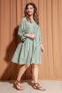 Платье S_ette S5015 мята